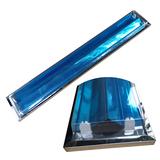 直销不锈钢边T8LED双管净化灯支架LED防尘双管支架T8支架壳